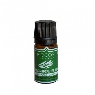 Biocos arbatmedžio eterinis aliejus, 10 ml
