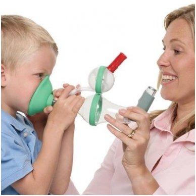 Astmos tarpinė FUNHALER® 3