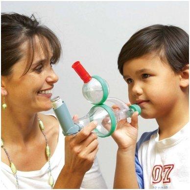 Astmos tarpinė FUNHALER® 4