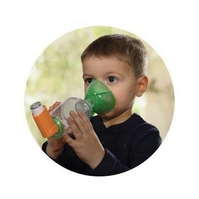 Astmos tarpinė TIPS-HALER® 2