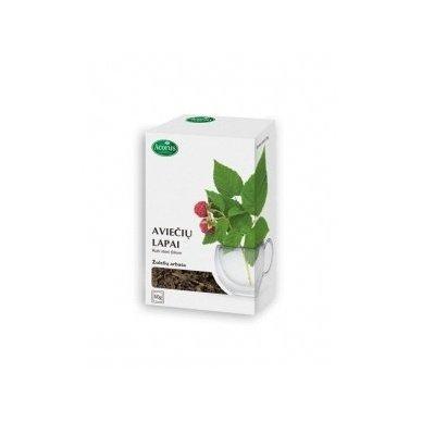 Acorus žolelių arbata AVIEČIŲ LAPAI, 50 g