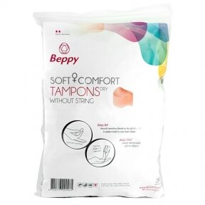Beppy tamponai Soft Comfort Dry 30 vnt.