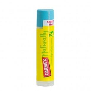 Carmex Naturally kriaušių skonio lūpų balzamas 4,25 g