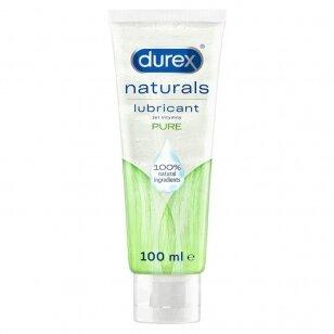 Durex lubrikantas Naturals Sensitive, 100 ml