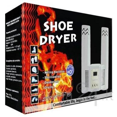 Elektrinis batų džiovintuvas su sterilizavimo sistema SB-8 3