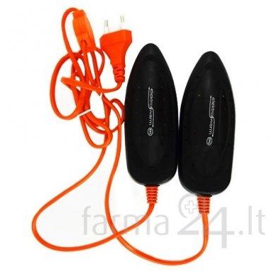 Elektrinis batų džiovintuvas su UV šviesos diodais SB-3UVA 2