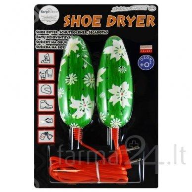 Elektrinis batų džiovintuvas su UV šviesos diodais SB-3UVD 3