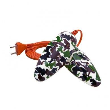 Elektrinis batų džiovintuvas su UV šviesos diodais SB-3UVD 4