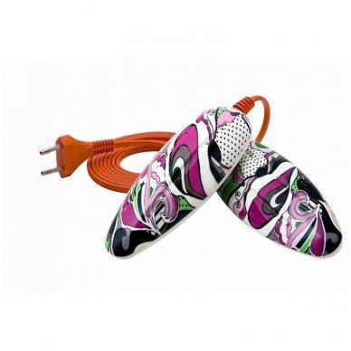 Elektrinis batų džiovintuvas su UV šviesos diodais SB-3UVD 6