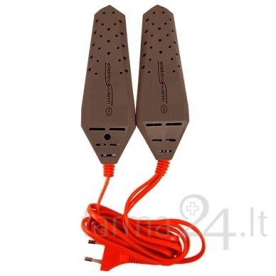 Elektrinis batų džiovintuvas su UV šviesos diodais SB-6 2