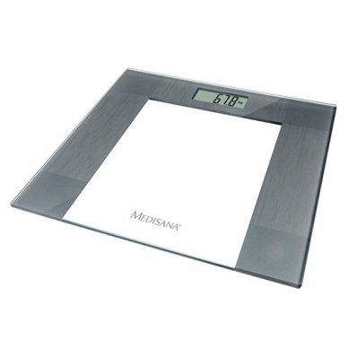 Medisana elektroninės svarstyklės Glass PS400