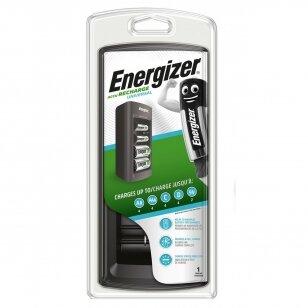 Energizer elementų įkroviklis Universal