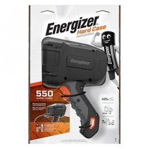 Energizer įkraunamas prožektorius Hybrid Pro Spotlight Hard Case Pro