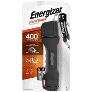 Energizer prožektorius Project Plus 400 Lumens Hard Case Pro