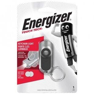 Energizer raktų pakabukas su žibintuvėliu
