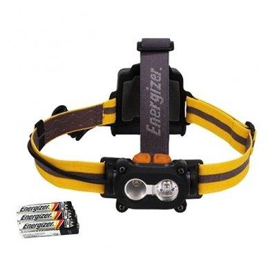 Energizer prožektorius ant galvos 325 Lumens Hard Case Pro 2