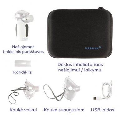Herupa tinklelinis inhaliatorius Smart Mesh 10