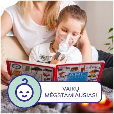 Herupa ultragarsinis inhaliatorius Smart Mesh 4