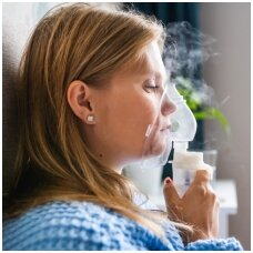 Inhaliatoriai: kokia paskirtis ir kokius naudoti?