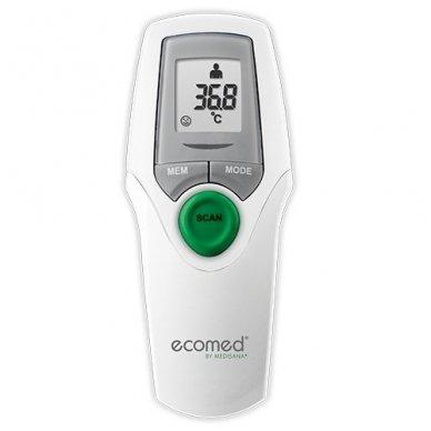 Medisana infraraudonųjų spindulių bekontaktis termometras Ecomed TM-65E