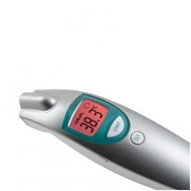 Medisana infraraudonųjų spindulių bekontaktis termometras FTN 2