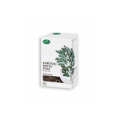 Acorus žolelių arbata Karčiųjų Kiečių Žolė, 40 g