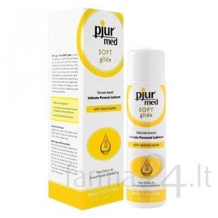 pjur lubrikantas MED Soft Glide, 100 ml