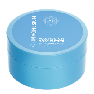 Osimagnesium magnio kūno sviestas, 200 ml