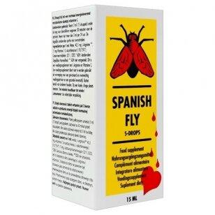 Maisto papildas Spanish Fly S-Drops, 15ml