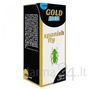 Maisto papildas vyrams ero by HOT Spanish Fly Gold, 30 ml