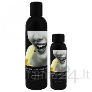Masažo aliejus Earthly Body Banana
