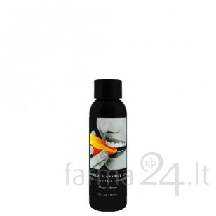 Earthly Body masažo aliejus Mango, 60 ml