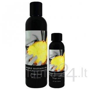 Masažo aliejus Earthly Body Pineapple