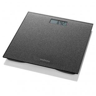 Medisana elektroninės svarstyklės PS 500 Black Glass