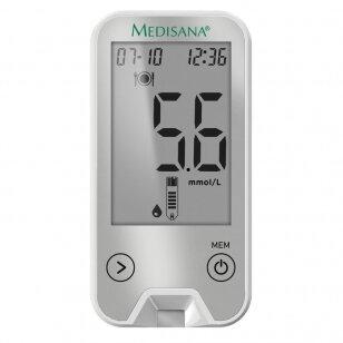 Medisana gliukozės matuoklio rinkinys Meditouch 2 mg/dL