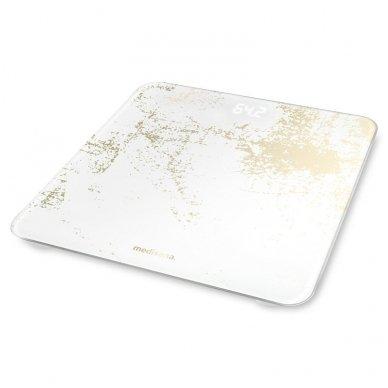 Medisana elektroninės svarstyklės PS 436 Glass