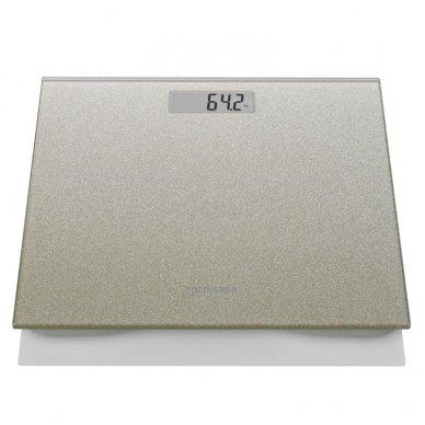Medisana elektroninės svarstyklės PS 500 Gold Glass 3
