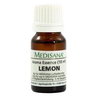 Medisana žaliųjų citrinų eterinis aliejus, 10 ml 3