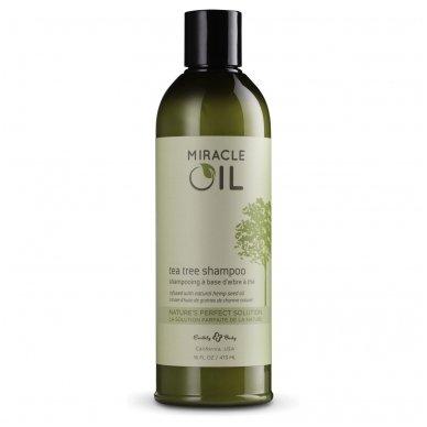 Miracle Oil šampūnas, 473 ml