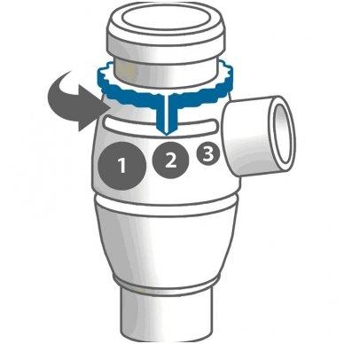 Omron kompresorinis inhaliatorius A3 Complete NE C300 3
