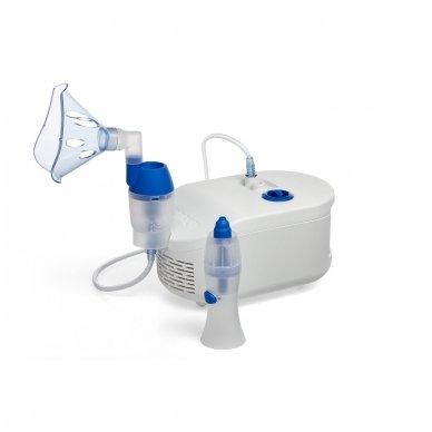 Omron kompresorinis inhaliatorius su nosies plovykle C102