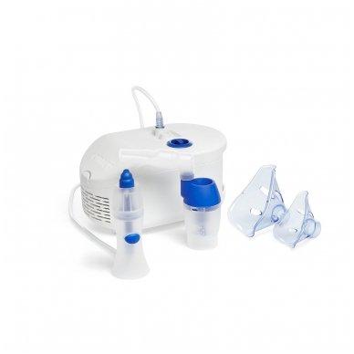 Omron kompresorinis inhaliatorius su nosies plovykle C102 2