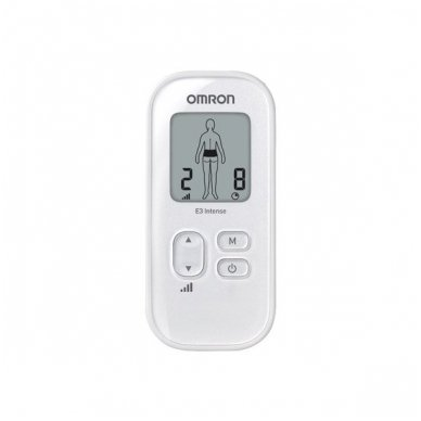 Omron TENS elektrostimuliatorius E3 Intense 2