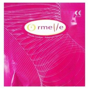 Ormelle moteriškas prezervatyvas