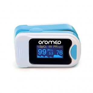 Oromed pulsoksimetras Oro-Pulse Blue