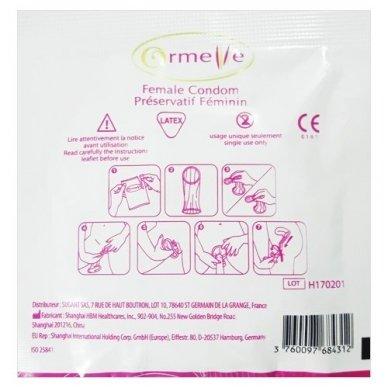 Ormelle moteriškas prezervatyvas 2