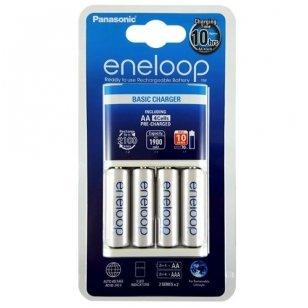Panasonic Eneloop elementų įkroviklis BQ-CC51E