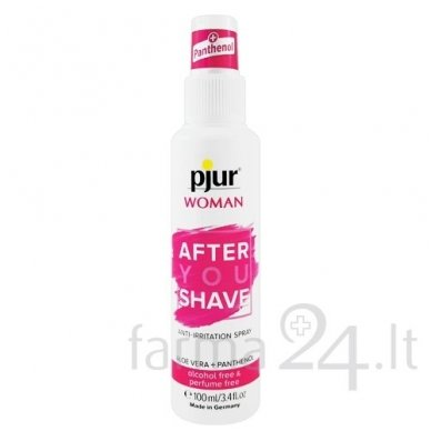 pjur purškiklis po skutimosi Woman After You Shave, 100 ml