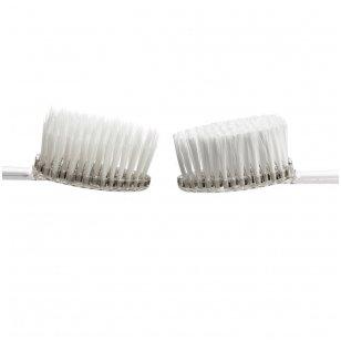 Radius dantų šepetėlių Source Medium pakeičiamos galvutės, 2 vnt.