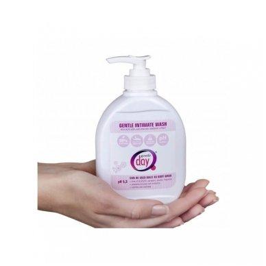 Švelnus intymios higienos prausiklis, 250 ml